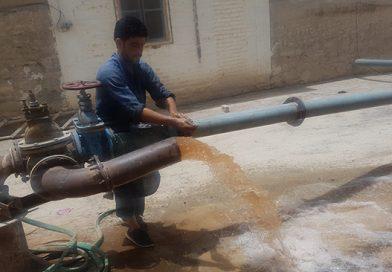 کوئٹہ میں پانی کا بحران ۔۔۔ اکبر علی